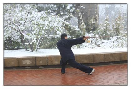 剑气映雪【2013年】